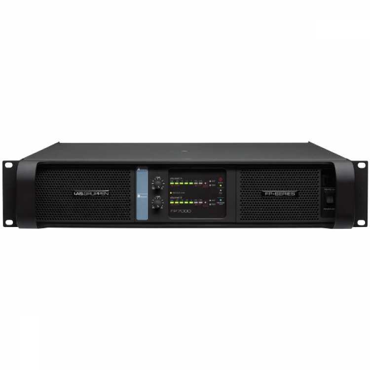Lab Gruppen FP10000Q amplifier Image