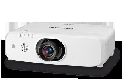 Panasonic PT-EZ590U 5400 lumen WUXGA Projector Image