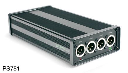 Tecpro PS751 Power supply, single circuit Image